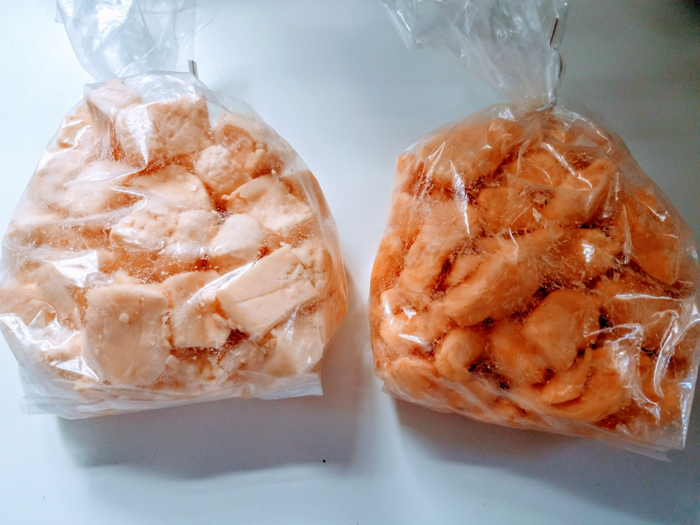 Wimder's Cheese curds in bags